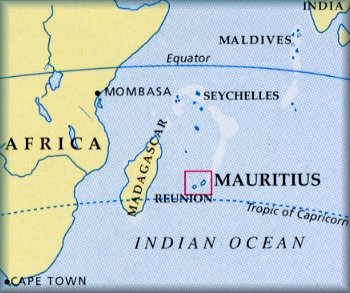 Mauritius diving log book map of indian ocean gumiabroncs Gallery